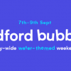 Badford Bubble Up Banner