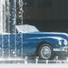 Page for March 2016 in the Bristol Owners' Club Calendar featuring a Bristol in fountains designed by the Fountain Workshop